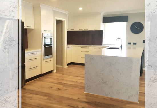 Quartz choice For Kitchen Renovations